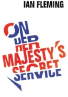 Обложка книги  - On Her Majesty's Secret Service