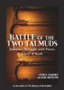Обложка книги  - Battle of the Two Talmuds