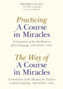Обложка книги  - Practicing a Course in Miracles