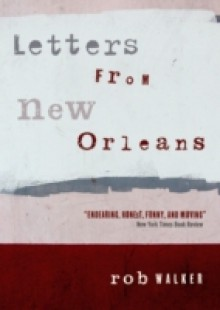 Обложка книги  - Letters from New Orleans