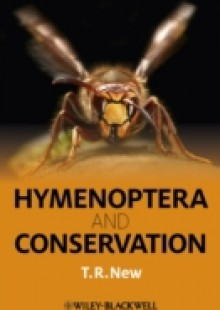 Обложка книги  - Hymenoptera and Conservation