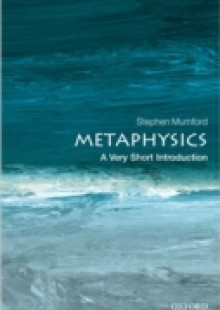 Обложка книги  - Metaphysics: A Very Short Introduction