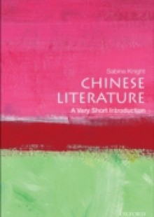 Обложка книги  - Chinese Literature: A Very Short Introduction