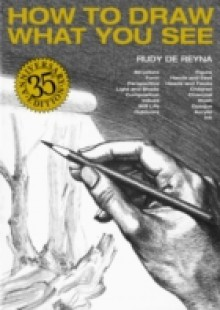 Обложка книги  - How to Draw What You See
