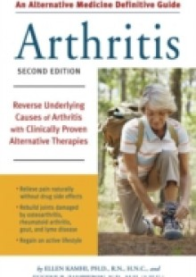 Обложка книги  - Alternative Medicine Guide to Arthritis