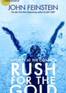 Обложка книги  - Rush for the Gold: Mystery at the Olympics (The Sports Beat, 6)