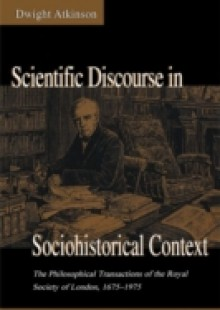 Обложка книги  - Scientific Discourse in Sociohistorical Context