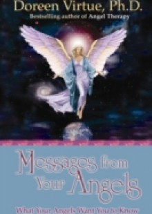Обложка книги  - Messages from your Angels