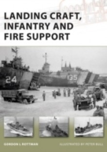 Обложка книги  - Landing Craft, Infantry and Fire Support