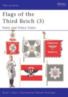 Обложка книги  - Flags of the Third Reich (3)