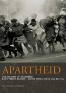Обложка книги  - Apartheid: The History of Apartheid