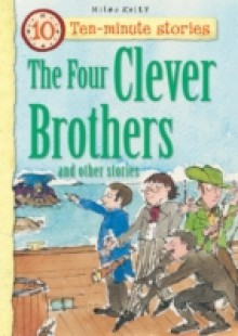 Обложка книги  - Four Clever Brothers