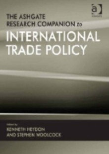 Обложка книги  - Ashgate Research Companion to International Trade Policy