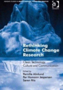 Обложка книги  - Rethinking Climate Change Research