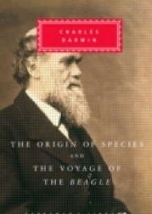 Обложка книги  - Origin of Species and The Voyage of the 'Beagle'