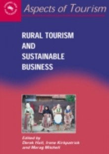 Обложка книги  - Rural Tourism and Sustainable Business