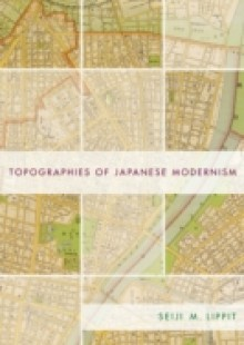 Обложка книги  - Topographies of Japanese Modernism