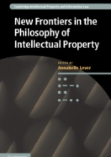 Обложка книги  - New Frontiers in the Philosophy of Intellectual Property