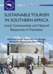 Обложка книги  - Sustainable Tourism in Southern Africa