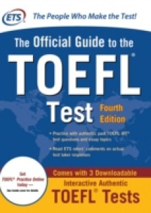 Обложка книги  - Official Guide to the TOEFL Test, 4th Edition