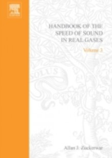 Обложка книги  - Handbook of the Speed of Sound in Real Gases