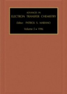 Обложка книги  - Advances in Electron Transfer Chemistry