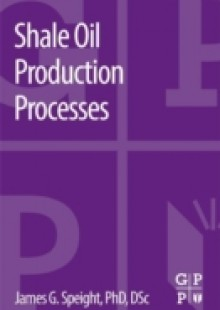 Обложка книги  - Shale Oil Production Processes