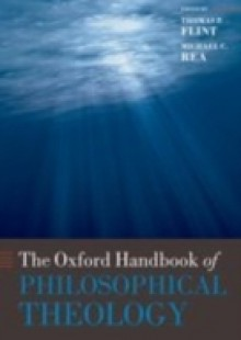 Обложка книги  - Oxford Handbook of Philosophical Theology