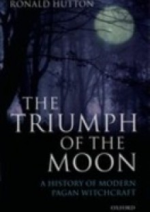 Обложка книги  - Triumph of the Moon: A History of Modern Pagan Witchcraft