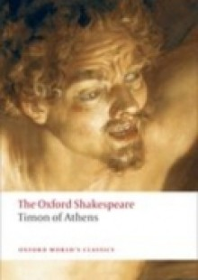 Обложка книги  - Timon of Athens: The Oxford Shakespeare