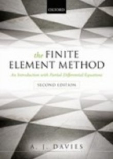 Обложка книги  - Finite Element Method: An Introduction with Partial Differential Equations