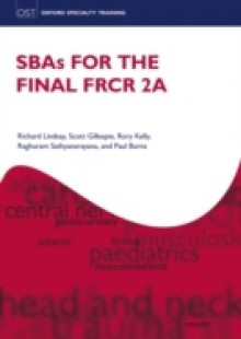 Обложка книги  - SBAs for the Final FRCR 2A