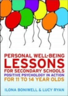 Обложка книги  - Personal Well-Being Lessons For Secondary Schools