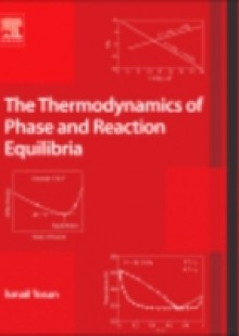 Обложка книги  - Thermodynamics of Phase and Reaction Equilibria