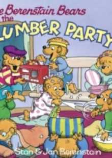 Обложка книги  - Berenstain Bears and the Slumber Party