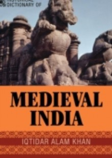Обложка книги  - Historical Dictionary of Medieval India