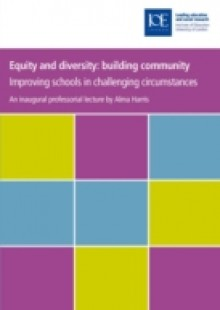 Обложка книги  - Equity and diversity: building community