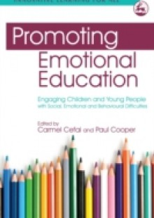 Обложка книги  - Promoting Emotional Education