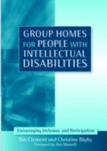 Обложка книги  - Group Homes for People with Intellectual Disabilities
