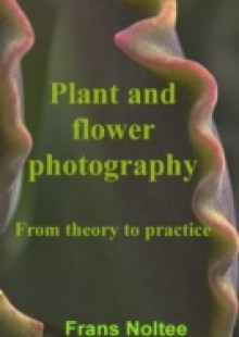 Обложка книги  - Plant and Flower Photography