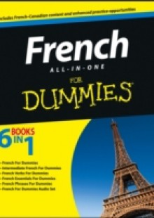 Обложка книги  - French All-in-One For Dummies