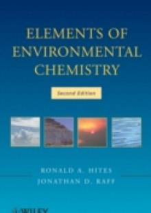 Обложка книги  - Elements of Environmental Chemistry
