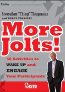 Обложка книги  - More Jolts! Activities to Wake up and Engage Your Participants