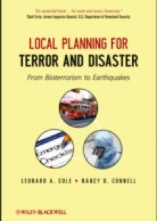 Обложка книги  - Local Planning for Terror and Disaster