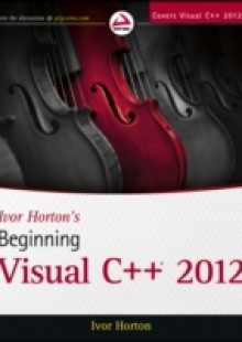 Обложка книги  - Ivor Horton's Beginning Visual C++ 2012