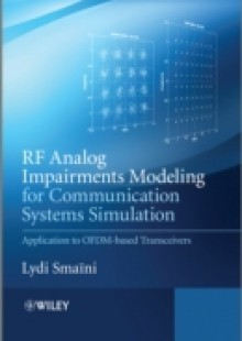 Обложка книги  - RF Analog Impairments Modeling for Communication Systems Simulation