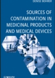 Обложка книги  - Sources of Contamination in Medicinal Products and Medical Devices