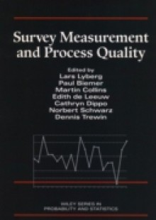 Обложка книги  - Survey Measurement and Process Quality