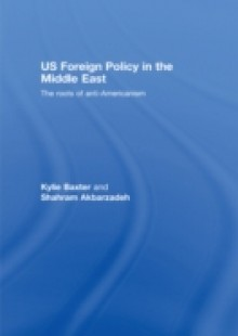 Обложка книги  - US Foreign Policy in the Middle East