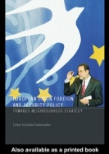 Обложка книги  - European Union Foreign and Security Policy